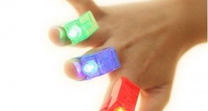 Laser Finger Beams. Almost a Superpower