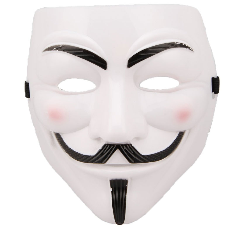 V For Vendetta Mask Don T Protest Without It