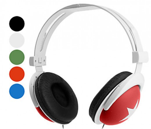 Headphone Over Ear Stereo