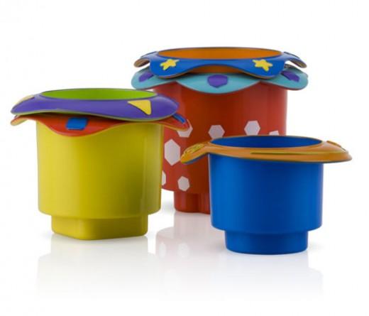 splash bath cups